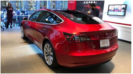 特斯拉Model 3 首次寻找澳大利亚客户