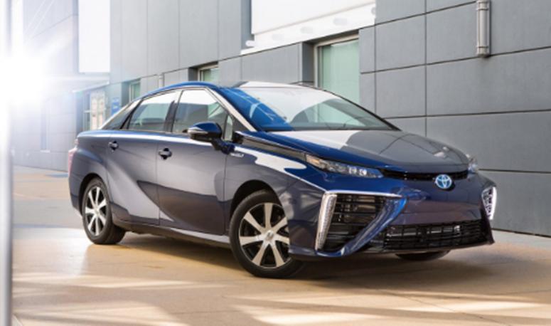 汽车头条:丰田Mirai是一种燃料电池汽车 几年前首次进入市场