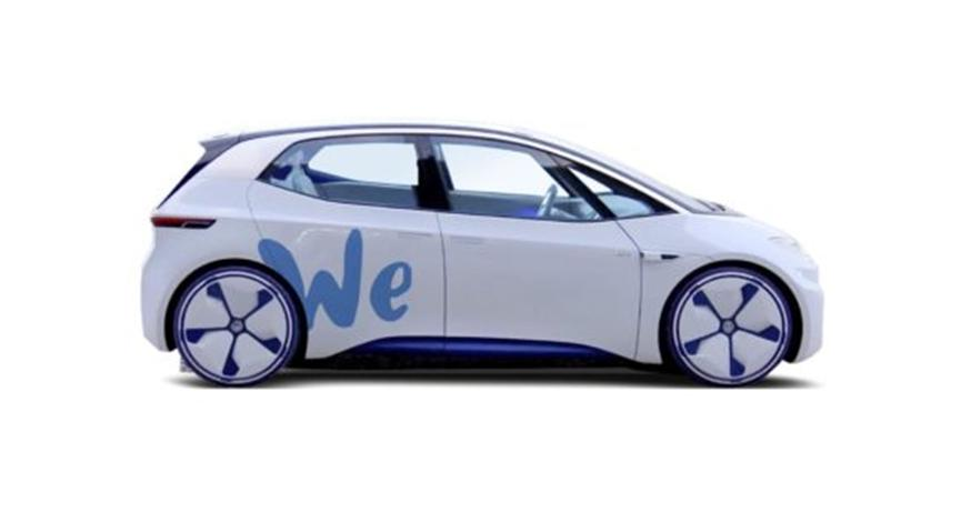 汽车动态:大众汽车未来将提供零排放汽车共享服务