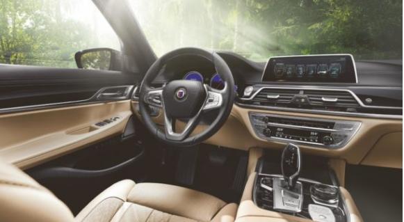 ALPINA的新型超级轿车现已在英国上市