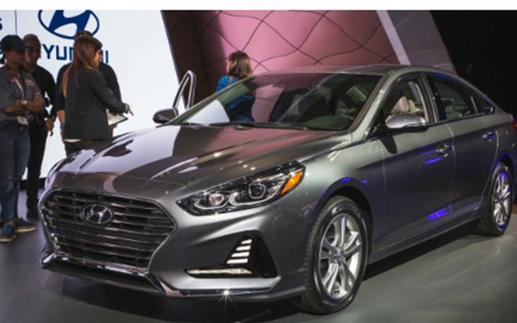 现代汽车公司将愉快地纪念流行车型索纳塔的33周年生日