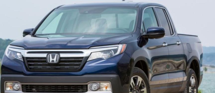 2020年本田Ridgeline获得新的变速箱和高昂的价格