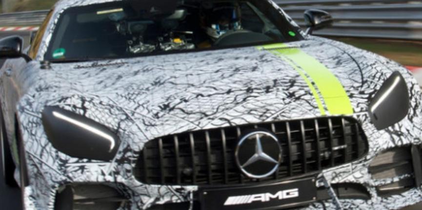 2021年梅赛德斯-AMG GT的功率水平将飙升