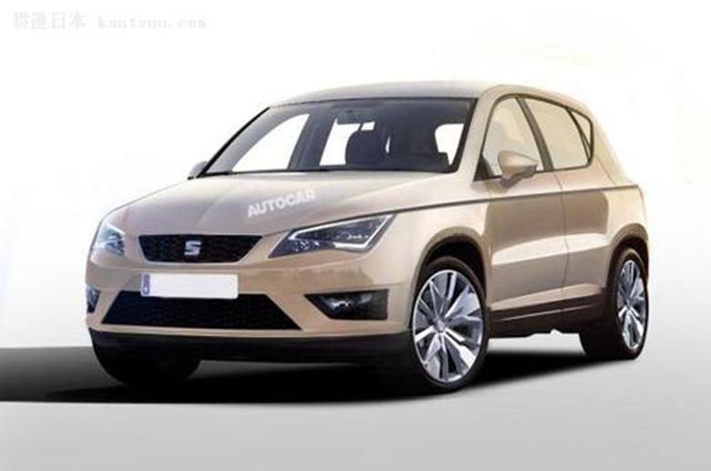 汽车头条:新的SEAT紧凑型SUV从Bo不休的测试M子变为实际的原型