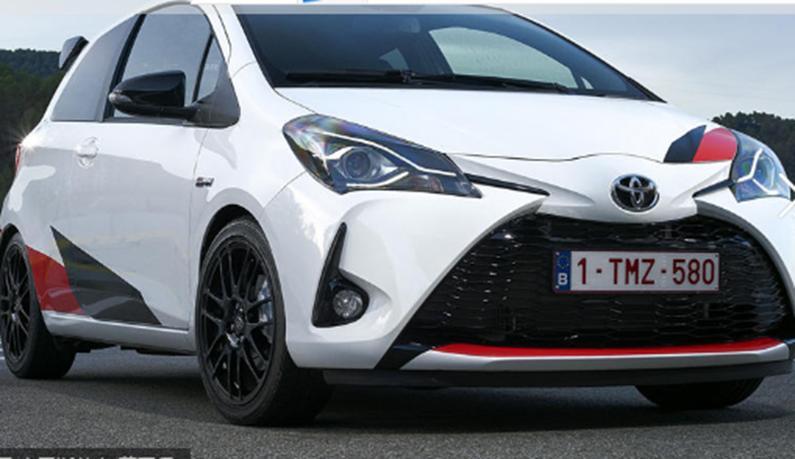 丰田原本计划在本月初在澳大利亚展示Yaris GR