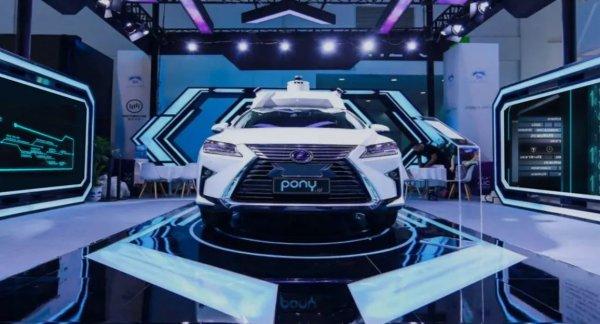 美,中皆有自驾车辆测试计画,丰田宣布投资自驾新创Pony.ai