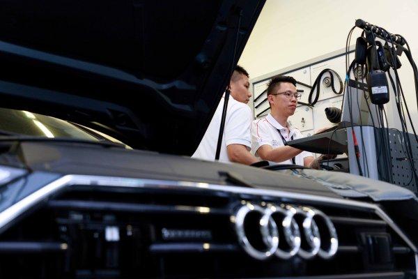 2020 Audi Twin Cup双子杯全球决赛7月德国登场,台湾奥迪连续9年参与比赛