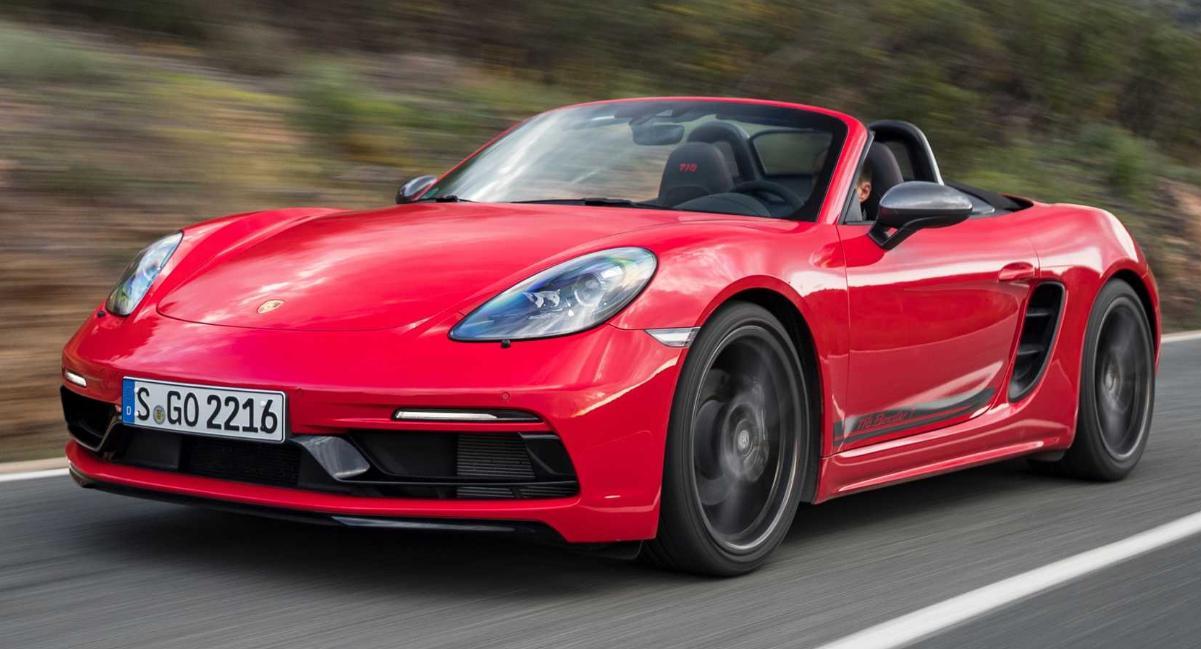 汽车动态:保时捷Boxster和开曼电动汽车开发受重电池困扰