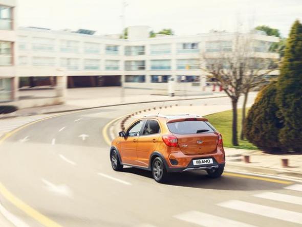 汽车动态:福特汽车寻求通过Active系列机械设备引领潮流