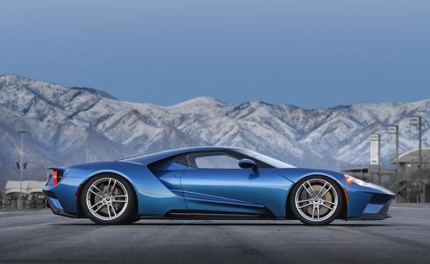 汽车动态:福特宣布将再生产约350款GT超级跑车