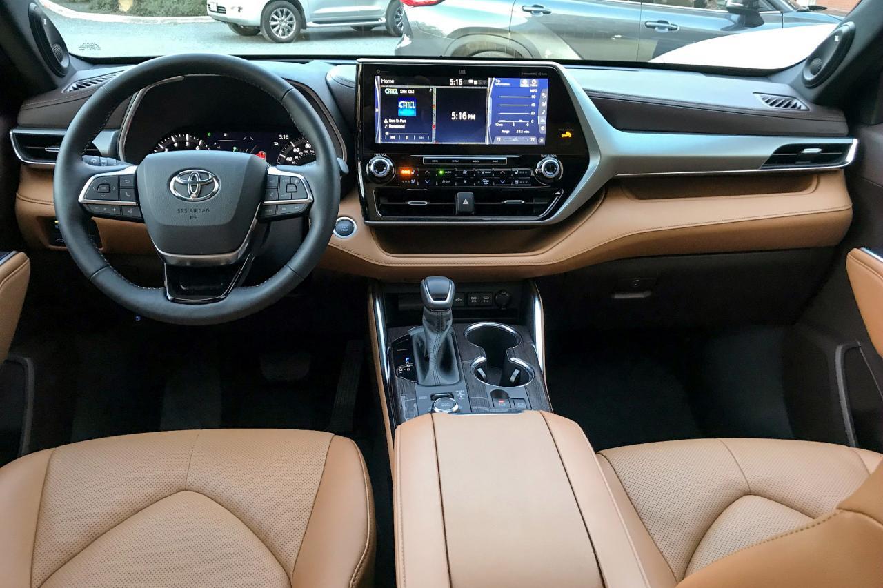 2020年丰田汉兰达:丰田汉兰达的5个优点和4个缺点