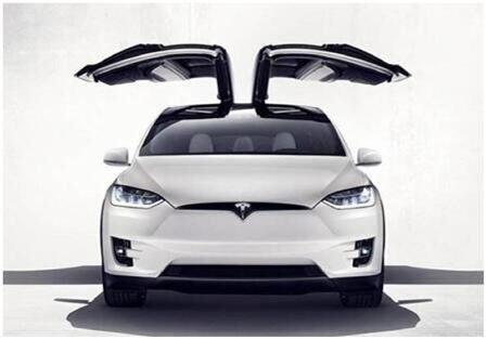 特斯拉悄然推出新款Model X