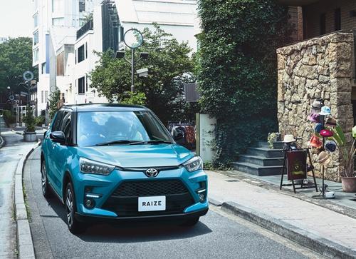 汽车动态:丰田Raize得到TRD套件