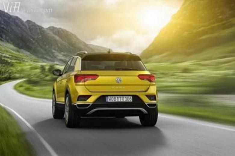 大众TRoc Cabrio在德国上市起价为27495欧元搭载1升发动机