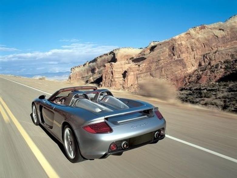 保时捷Carrera GT是一个华丽的一次性装置但并非完全如此