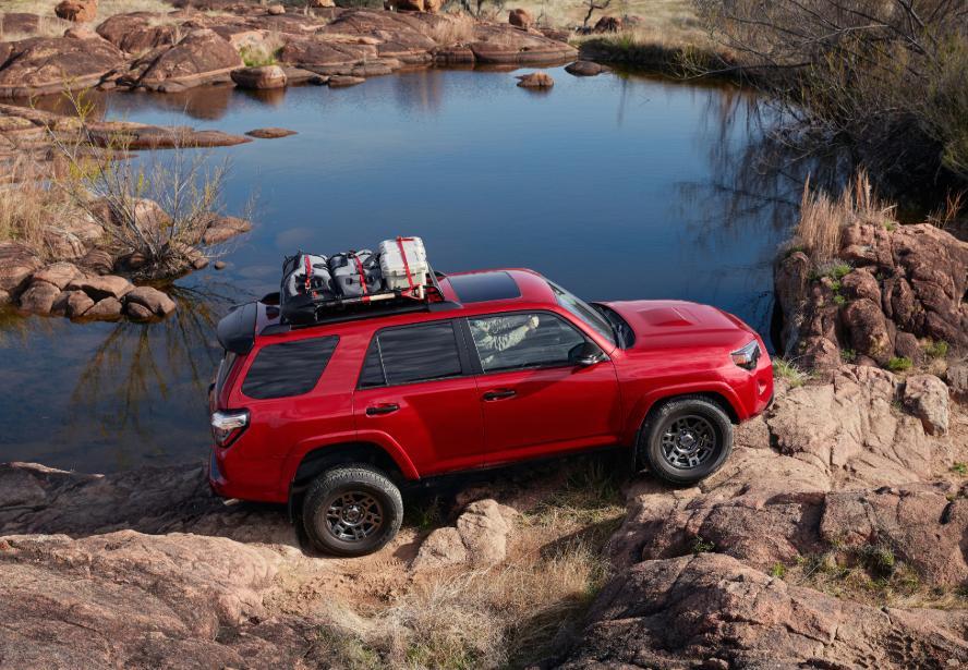 汽车头条:2020 Toyota 4Runner为您的越野冒险增加了创业版
