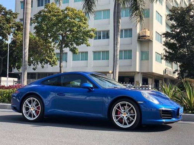 保时捷911 Carrera S将出售