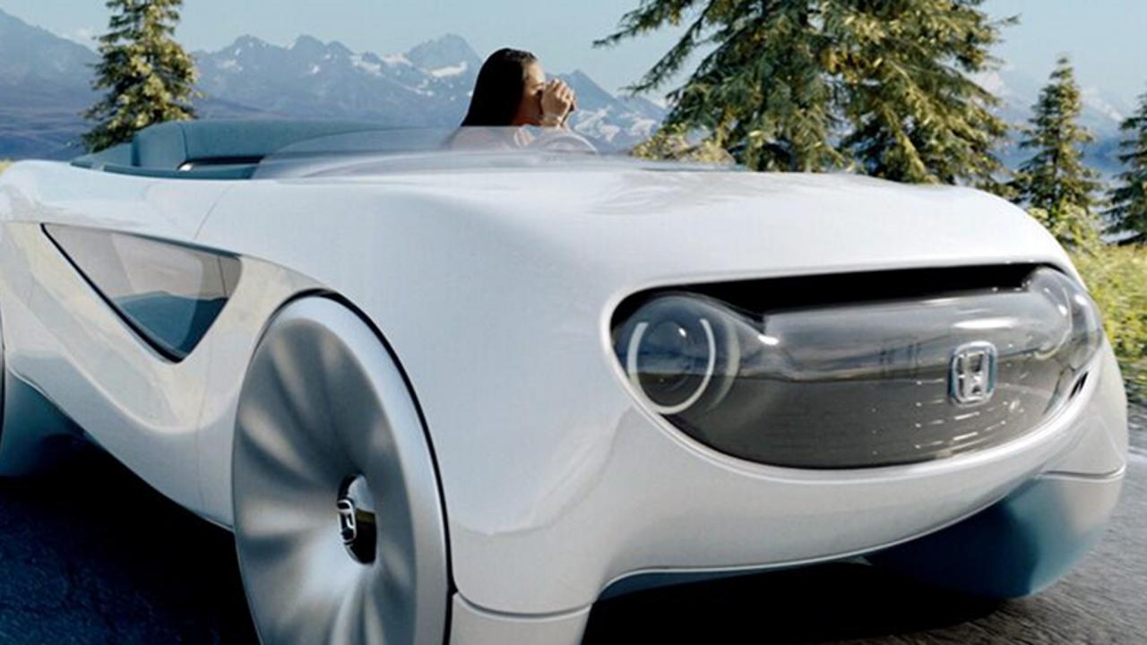 这是迄今为止最可爱的自主概念车