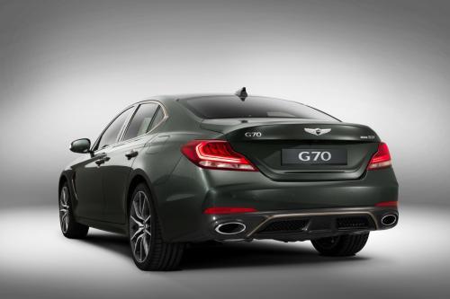 Genesis G70如何偷走新BMW 3系的Thunder