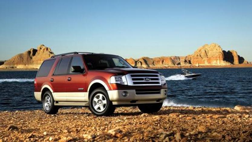 福特远征将为2020车型年增加King Ranch版