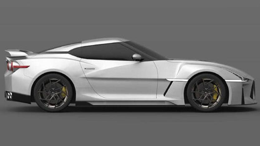 日产GT-R及时为纽约车展获得周年纪念版