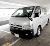 在菲律宾推出新的丰田HiAce