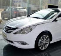 现代索纳塔1.6涡轮增压将参加首尔车展