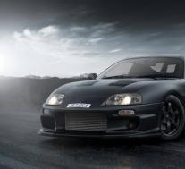 丰田Supra原型车将在1月的巴雷特-杰克逊拍卖会上出售