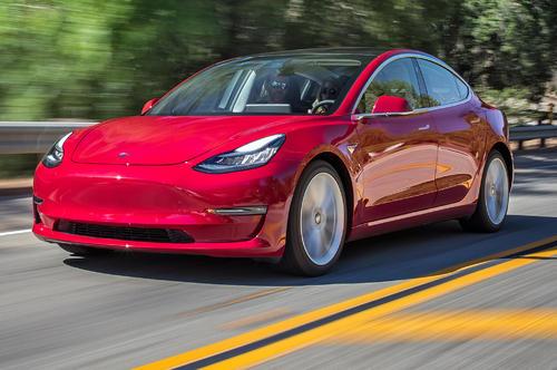 汽车资讯:特斯拉Model 3在NHTSA碰撞测试中获得五星级评级