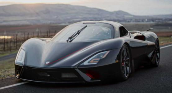 SSC Tuatara生产的超级跑车打破人们的观念
