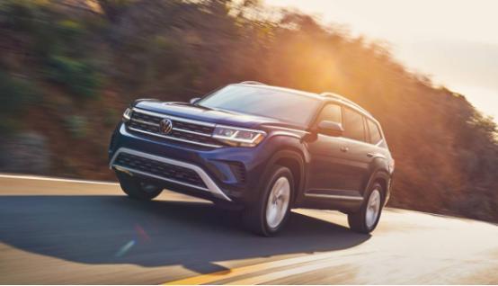 大众宣布改款的2021 Atlas将在芝加哥车展上登场