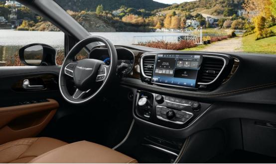 2021年克莱斯勒Pacifica AWD加入小型货车阵容