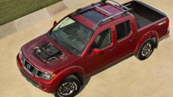 日产汽车已推出2020日产Frontier皮卡车