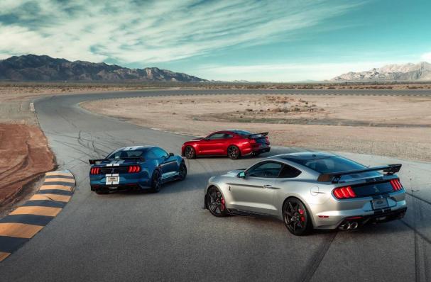 2020年福特野马谢尔比GT500是拥有760马力的野兽