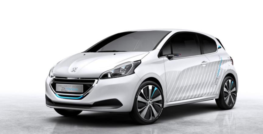 标致电动和插电式混合动力汽车为驾车者节省了成本