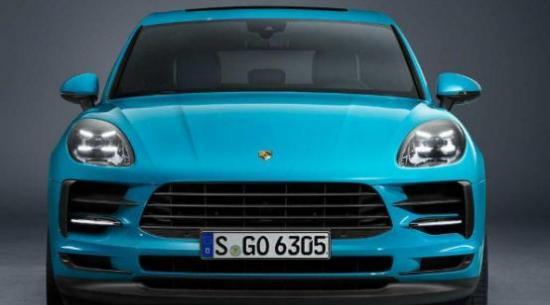 新款保时捷Macan揭幕展示一辆性感的SUV