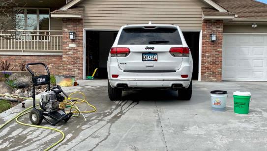 如何像专业人士一样洗车