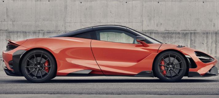 迈凯轮跑车价格_迈凯轮765LT超级跑车拥有755马力,价格为35.8万美元_蜀车网