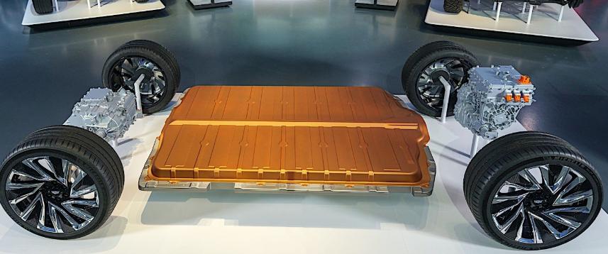 两辆将在通用汽车平台上建造的本田新电动汽车使用铀电池