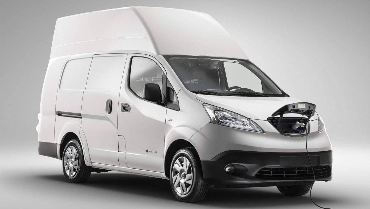 推出新的全电动日产e-NV200 XL Voltia厢式货车