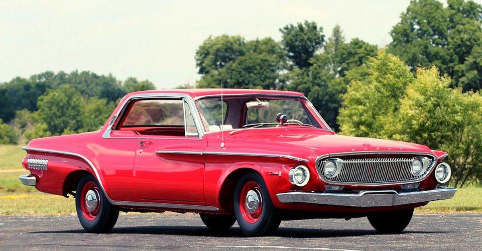 1962年道奇飞镖:当时最丑陋的汽车