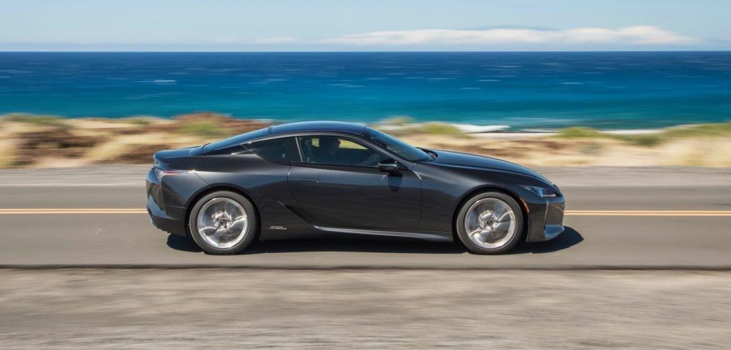 2020年雷克萨斯LC 500h评论:运动和性感的混合动力车