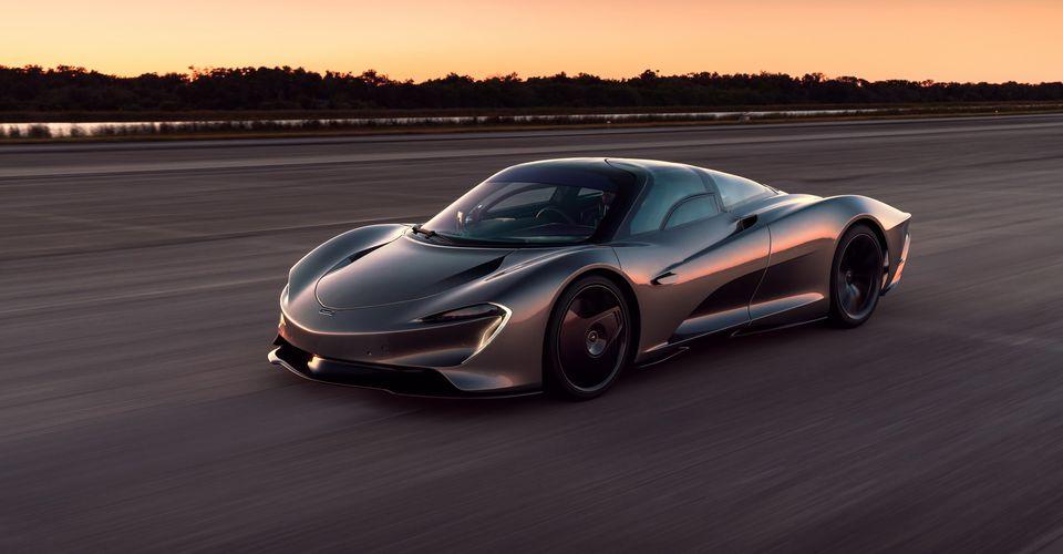 更多细节出现在250 MPH迈凯轮Speedtail HyperGT上