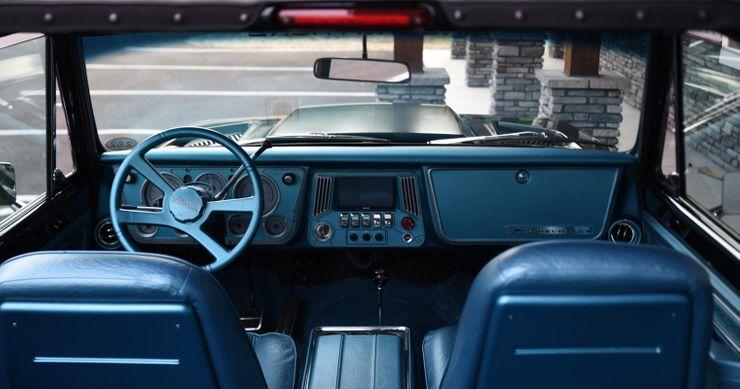 Ringbrothers的1972 K5 Chevy Blazer售价为300,000美元!
