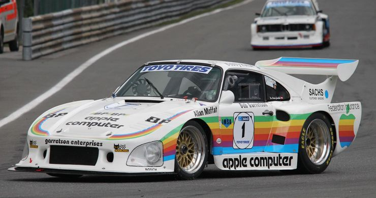 这款Apple Liveried 1979保时捷935副本可以是您的!