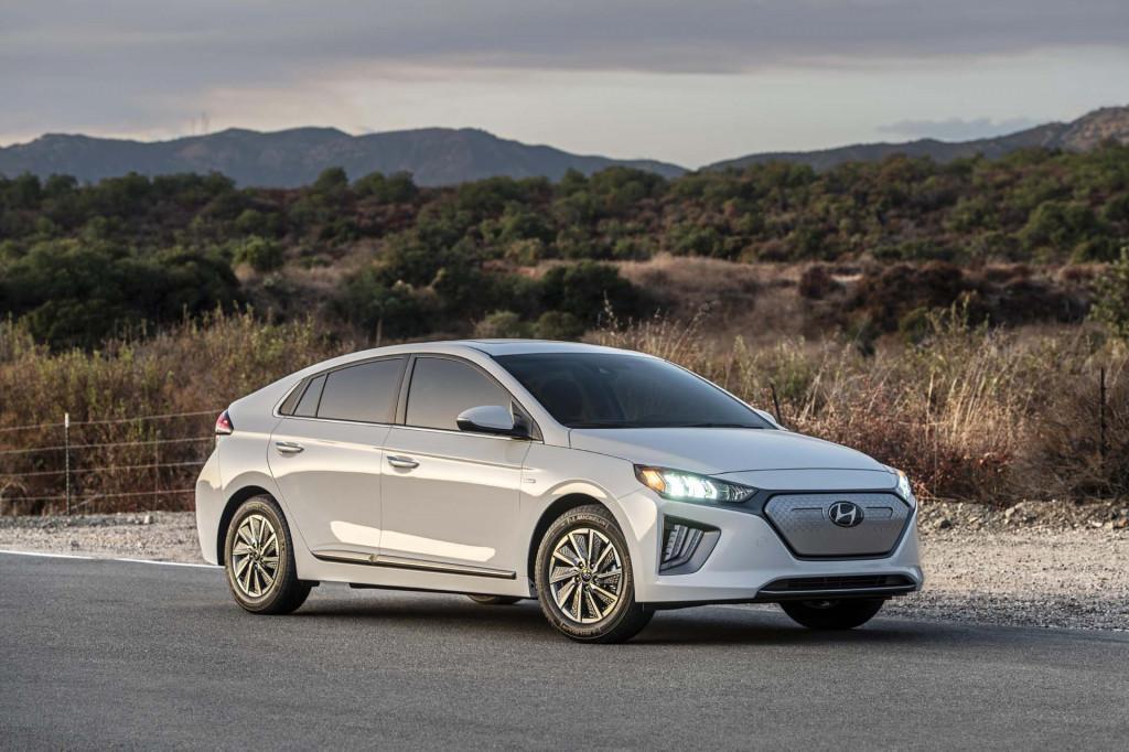 2020年现代Ioniq EV在范围和价格上得到提升