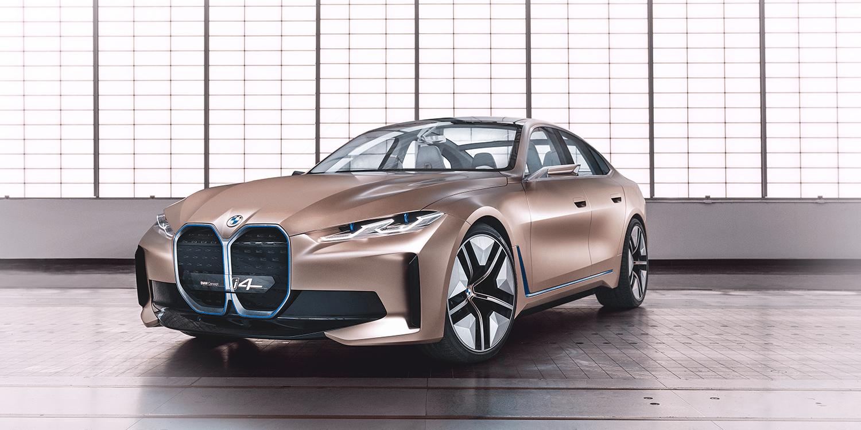 汽车新闻:宝马的i4迈向批量生产