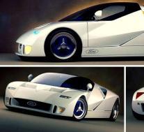 福特GT90概念车的真实故事