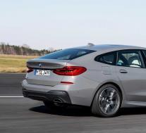 2021宝马6系Gran Turismo首次亮相轻度混合动力总成