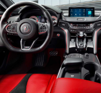 2021年Acura TLX挑战了我们对轿车的了解